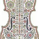 """violin"" by staceycreek"