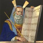 """Moses and the Ten Commandments"" by kreicher"