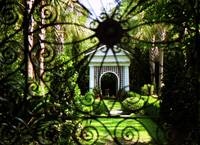 South Battery Gated Garden