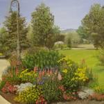"""""""Lamp Pole Garden"""" by SeiterArt"""