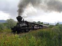 Steam in Summerland