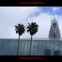 Crystal Cathedral Two Art Prints & Posters by Attila Jacob Ferenczi