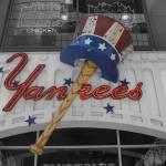 """""""Yankees in Neon"""" by KalenaSmiles"""