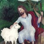 """The Good Shepherd"" by woodmaster"