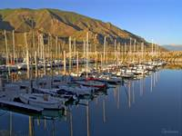 Great Salt Lake Marina HDR