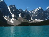 Lake Moraine - Canadian Rockies
