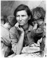 Migrant Mother in Nipomo California (1936)