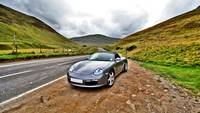 Boxster in the Highlands
