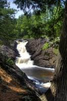 Amnicon Falls (IMG_0450+) by Jeff VanDyke