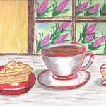 """Coffee and Pie"" by ConnieCapone"