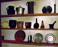 Colonial Cook's Cupboard
