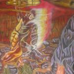 """Fire God"" by panthernz"