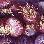"""""""Red Onions"""" by lindalou2"""