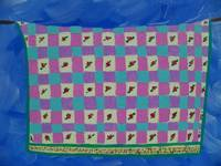 Quilt on Clothesline #2