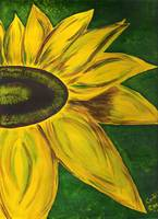 golden sunflower 001