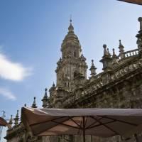 Catedral Santiago de Compostela Art Prints & Posters by Gonzalo Frexes