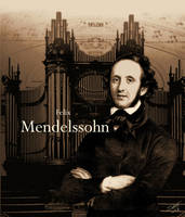 Portrait of Felix Mendelssohn