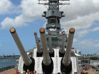 The Battleship Missouri