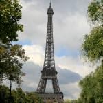 """Paris--Eiffel Tower 1"" by BeckySpencer"