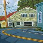 """Main Street, Edison"" by wolodko"