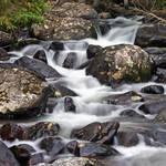 """Fall River Cascade - Rocky Mountain National Park"" by mindseyecreative"