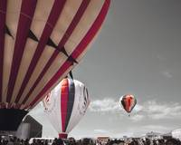 Lots of Hot Air