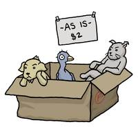 Pets As Is - F Minus by Art by Comics.com