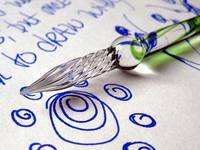 J Herbin Glass Dip Pen