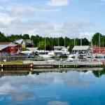 """Baddeck Harbor View"" by genenphotos"