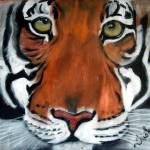 """Tiger"" by PatriciaRivers"