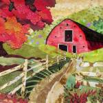 """Red Barn in Lancaster, PA"" by SUSANMINIER"