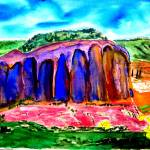 """Blue Mesa"" by PaulC"