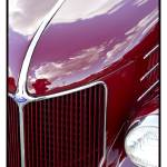 """Classic Car Red 07.13.07_577"" by paulhasara"