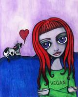 Vegan Girl