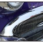 """Classic Car Purple 07.14.07_367"" by paulhasara"