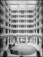 Carriage Entrance, Palace Hotel, San Francisco by WorldWide Archive