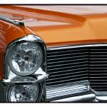 """Classic Car Orange 07.15.07_777"" by paulhasara"