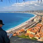 """Artist sketching Vieux-Nice"" by scynar"