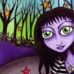 """""""Violet"""" by DarkFaerieCreations"""