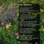 """""""My Garden"""" by Krunchie"""