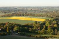 North Downs from Thurnham