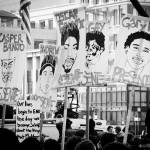 """Oakland Protest 2"" by abjam77"