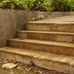 """""""Maui Upcountry Stairway Closeup"""" by ExpressionsOfLight"""