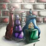 """Bottles"" by troyt55"