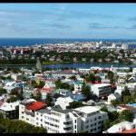 """Houses of Reykjavík"" by PersonalAndSingular"