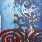 """""""Blue Blue"""" by artbyaleksandra"""