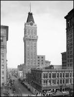 Tribune Tower, 13th Street, Oakland, c.1925 by WorldWide Archive