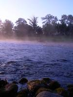Foggy water 459