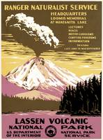 Lassen Volcanic National Park (1938)
