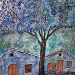 """borgo notturno"" by artecorona"